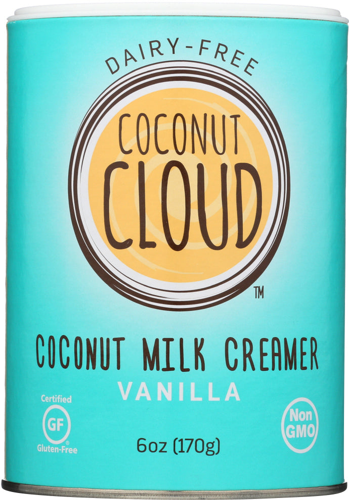 COCONUT CLOUD: Creamer Powdered Nondairy Coconut Vanilla, 6 oz - Vending Business Solutions