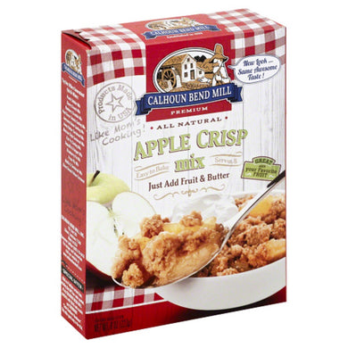 CALHOUN BEND MILL: Apple Crisp Mix, 8 oz - Vending Business Solutions