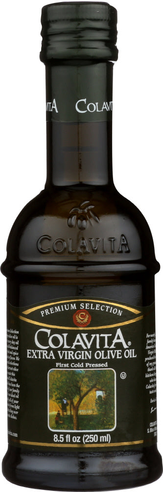 COLAVITA: Extra Virgin Olive Oil, 8.5 oz - Vending Business Solutions
