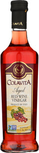 COLAVITA: Aged Red Wine Vinegar, 17 Oz - Vending Business Solutions