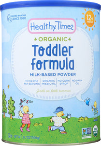 HEALTHY TIMES: Milk Toddler Organic, 31.7 oz - Vending Business Solutions