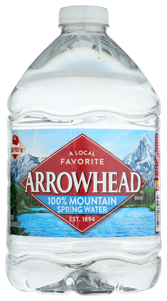 ARROWHEAD WATER: Spring Water, 3 lt - Vending Business Solutions