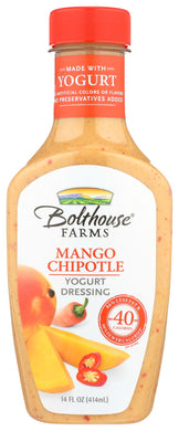 BOLTHOUSE FARMS: Mango Chipotle Yogurt Dressing, 14 oz - Vending Business Solutions
