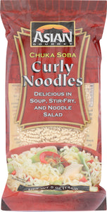 ASIAN GOURMET: Noodle Japan Curly Chuka Soba, 5 oz - Vending Business Solutions