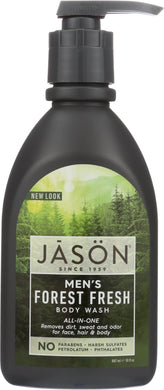 JASON: Body Wash Mens All in One, 30 oz - Vending Business Solutions