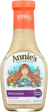 ANNIE'S NATURALS: Original Goddess Dressing, 8 oz - Vending Business Solutions