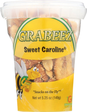GRABEEZ SNACK CUPS: SNACK CUP SWT CAROLINE (5.250 OZ) - Vending Business Solutions