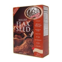 HODGSON MILL: Gluten Free Milled Flax Seed, 12 Oz - Vending Business Solutions
