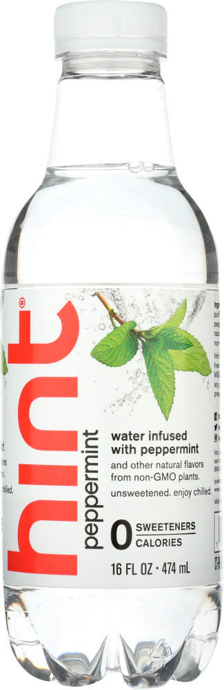 HINT: Water Essence Peppermint, 16 fo - Vending Business Solutions