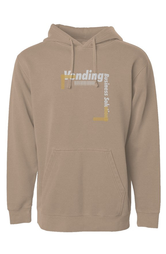VBS Sandstone Hoodie - Vending Business Solutions
