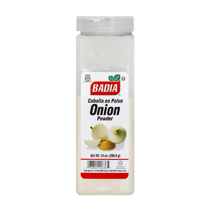 BADIA: Onion Powder, 14 oz - Vending Business Solutions
