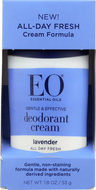 EO: Lavender Cream Deodorant, 1.8 oz - Vending Business Solutions