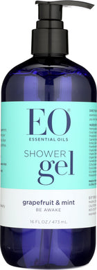 EO: Shower Gel Grapefruit and Mint Be Awake, 16 oz - Vending Business Solutions