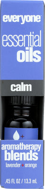 EVERYONE: Aromatherapy Blend Pure Essential Oil Calm, 0.45 oz - Vending Business Solutions