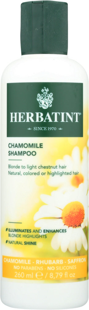 HERBATINT: Chamomile Shampoo, 8.79 fo - Vending Business Solutions