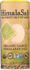 HIMALA SALT: Shaker Garlic, 6 oz - Vending Business Solutions