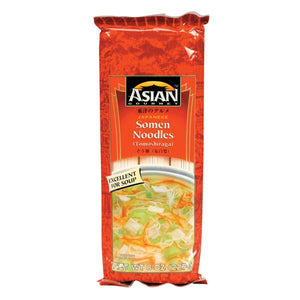 ASIAN GOURMET: Noodles Japanese Somen Tomoshiraga, 8 oz - Vending Business Solutions