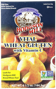 HODGSON MILL: Vital Wheat Gluten, 6.5 oz - Vending Business Solutions