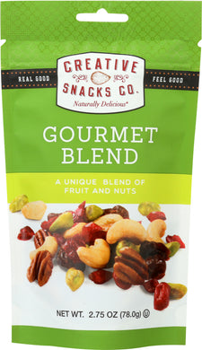 CREATIVE SNACK: Nuts Gourmet Blend, 2.75 oz - Vending Business Solutions