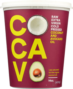 COCAVO: Cocavo Oil Natural, 14 oz - Vending Business Solutions
