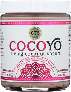 COCOYO: Raspberry Yogurt, 8 oz - Vending Business Solutions