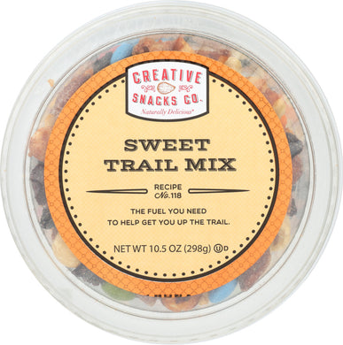 CREATIVE SNACK: Cup Trail Mix Sweet, 10.5 oz - Vending Business Solutions