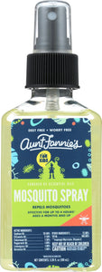 AUNT FANNIES: Kids Mosquito Spray Repellent, 100 ml - Vending Business Solutions