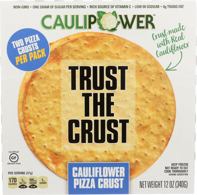 CAULIPOWER: Pizza Crust 12 Oz - Vending Business Solutions