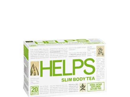 HELPS: Slim Body Tea, 1.5 oz - Vending Business Solutions