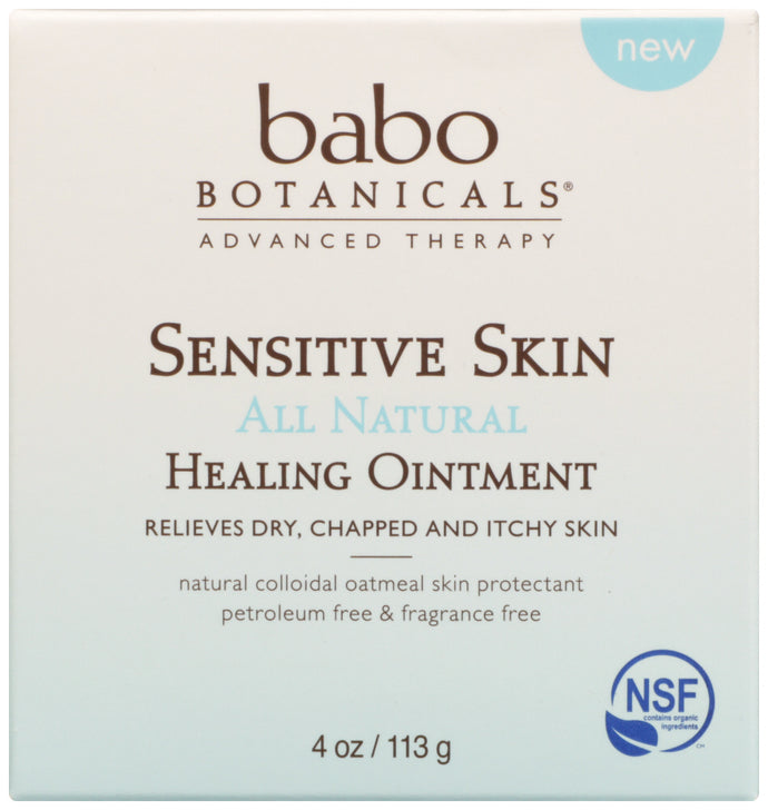 BABO BOTANICALS: Ointment Healing Ff, 9 oz - Vending Business Solutions