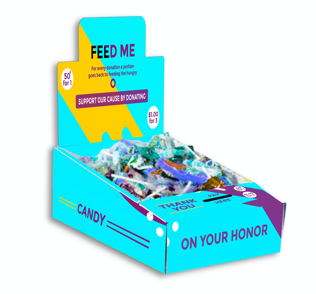 Charity Honor Box Business - 50 Boxes Package