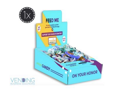 Five(5) Honor Box Locations - Vending Business Solutions