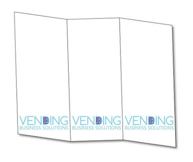 Vending Machine Business Brochure - Location Pitching Resource For Bulk/Full-Line/ATM's