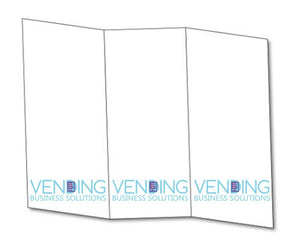 Vending Machine Business Brochure - Location Pitching Resource For Bulk/Full-Line/ATM's - Vending Business Solutions