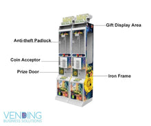 Load image into Gallery viewer, New Arrival Mini Crane Toy Claw Vending Machine For Sale