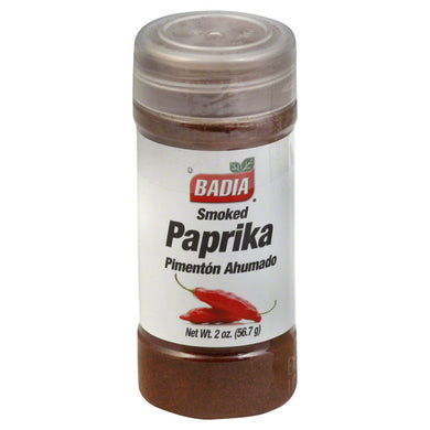 BADIA: Smoked Paprika, 2 Oz - Vending Business Solutions