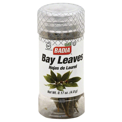 BADIA: Whole Bay Leaves, 0.17 oz - Vending Business Solutions