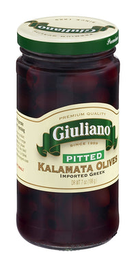 GIULIANO: Pitted Kalamata Olives, 7 oz - Vending Business Solutions