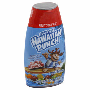 HAWAIIAN  PUNCH: Fruit Juicy Red Water Enhancer, 1.62 oz - Vending Business Solutions