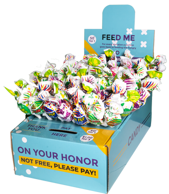 Charity Honor Boxes Business - Vending Business Solutions