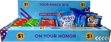 Load image into Gallery viewer, 10 Vending Snack Boxes Business Package - Vending Business Solutions