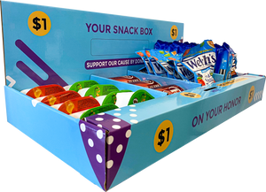 10 Vending Snack Boxes Business Package - Vending Business Solutions