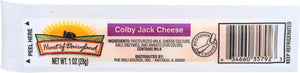 HEART OF DAIRYLAND: Colby Jack Cheese Stick, 1 oz - Vending Business Solutions