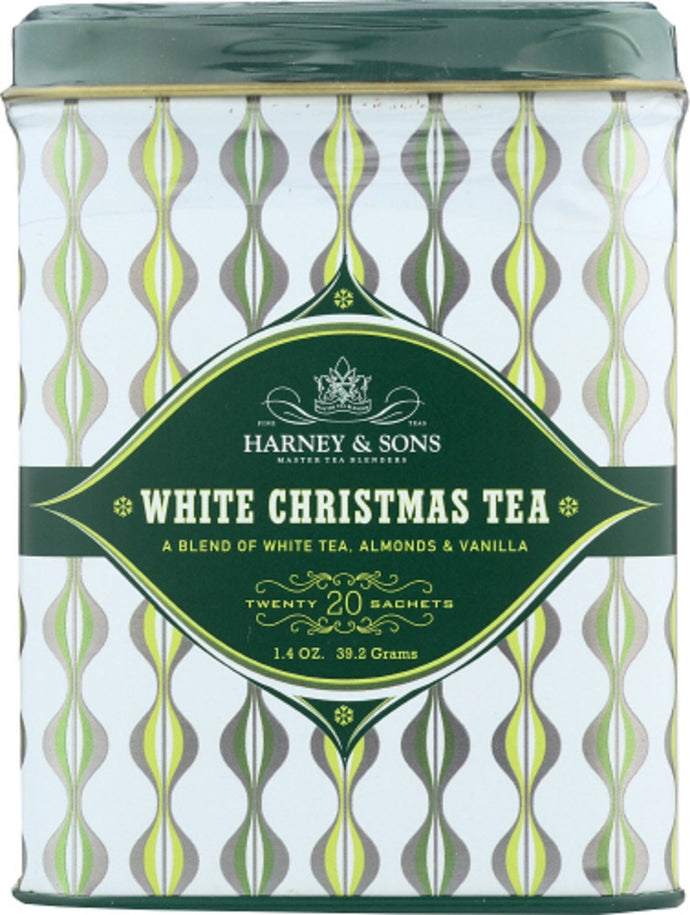 HARNEY & SONS: White Christmas Tea, 20 pc - Vending Business Solutions