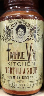FRANKIE V'S KITCHEN: Soup Tortilla, 24 oz - Vending Business Solutions