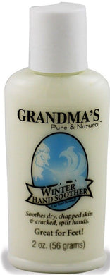 GRANDMAS PURE & NATURAL: Hand Soother Lotion Non Greasy Fast Absorbing, 2 oz - Vending Business Solutions