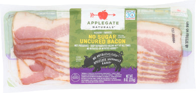 APPLEGATE: Naturals No Sugar Uncured Bacon, 8 oz - Vending Business Solutions