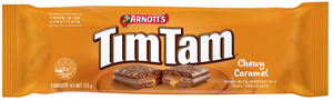 ARNOTTS: TimTam Chewy Caramel Cookie, 6.2 oz - Vending Business Solutions
