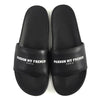 SANDALS PMF - PARIS EDITION WHITE PRINT
