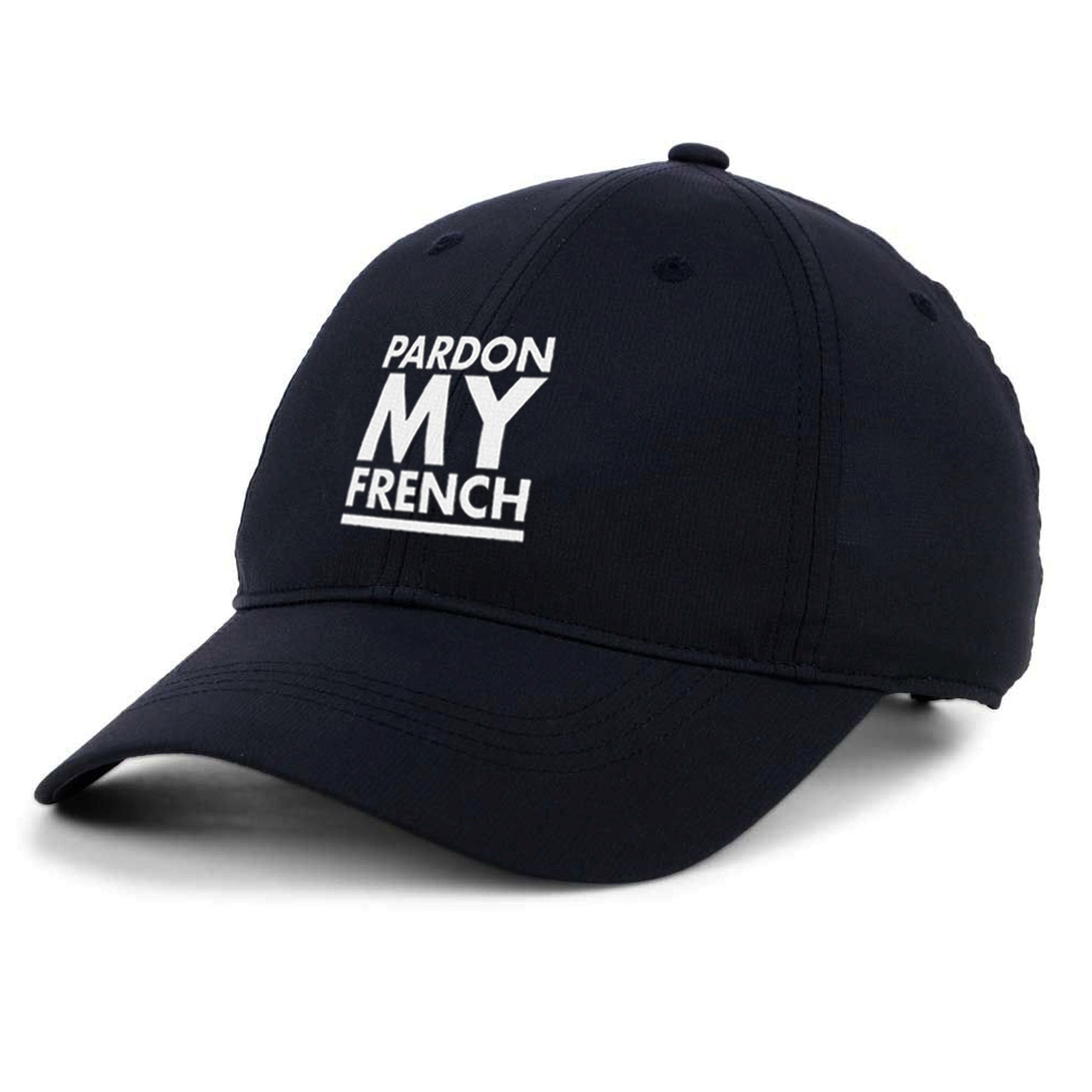 PARDON MY FRENCH BASEBALL CAP
